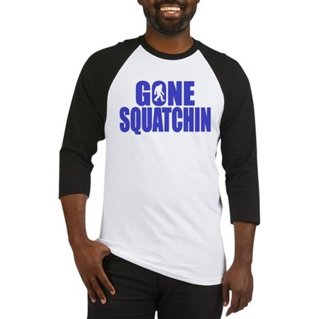 Gone Squatchin - Brute Baseball Jersey