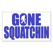Gone Squatchin - Brute Decal