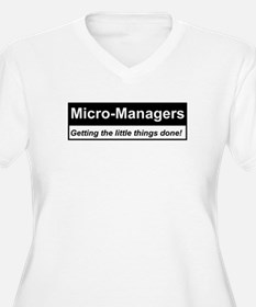 Micro-Managers: Getting the little things done! Wo