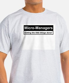 Micro-Managers: Getting the little things done! Li