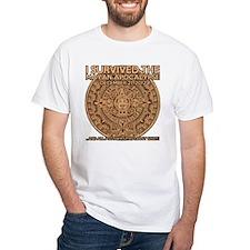 funny mayan apocalypse 2012 survivor Shirt