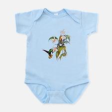 Hummingbirds Onesie