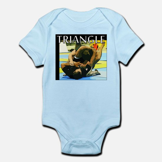 BJJ Triangle Choke Infant Bodysuit