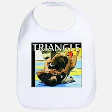 BJJ Triangle Choke Bib
