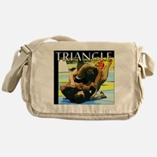 BJJ Triangle Choke Messenger Bag