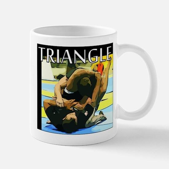 BJJ Triangle Choke Mug