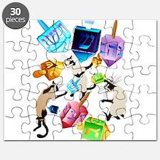 Delightful Dreidels Puzzle