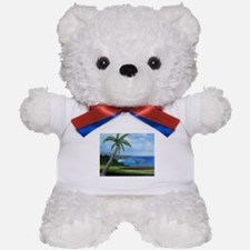 Kauai Beach Teddy Bear
