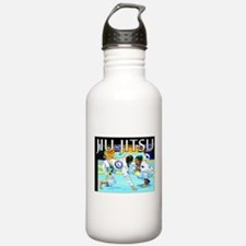 Jiu-Jitsu BJJ Girls Water Bottle