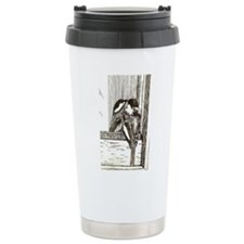 Chickadee Sees Travel Mug