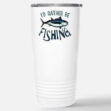 Funny Tuna Travel Mug