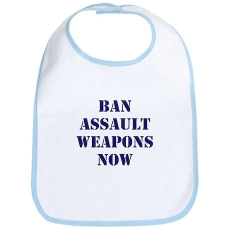 Ban Assault Weapons Now Bib