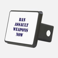 Ban Assault Weapons Now Hitch Cover