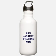Ban Assault Weapons Now Water Bottle