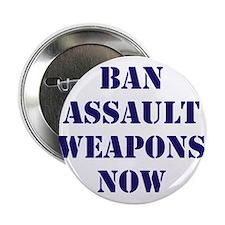 "Ban Assault Weapons Now 2.25"" Button"