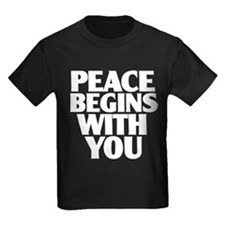 Peace Begins With You T