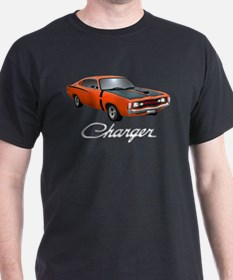 AuCharger-tee blk-1 T-Shirt