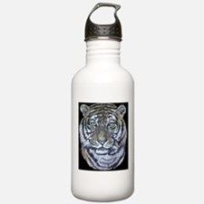 Tiger Tiger Burning Bright Water Bottle