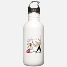 Funny Mambo Water Bottle