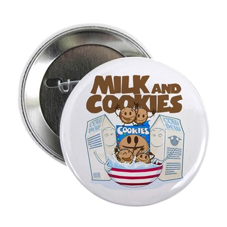 """Cookie 2.25"""" Button (10 pack)"""