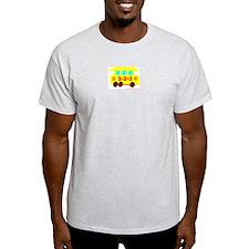 Wee Train! Ash Grey T-Shirt