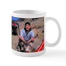 Rudolph Down Mug