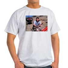 Rudolph Down T-Shirt