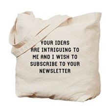 Your Ideas Tote Bag