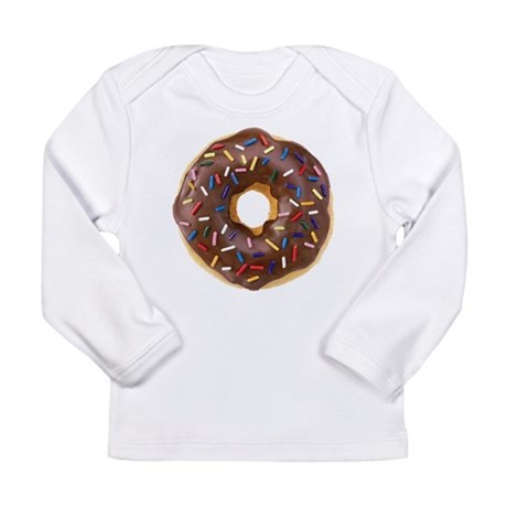Doughnut Lovers Long Sleeve Infant T-Shirt