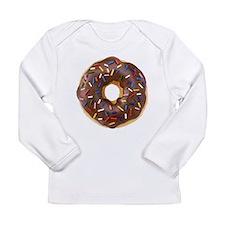 Doughnut Lovers Long Sleeve Infant T-Shirt