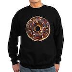 Doughnut Lovers Sweatshirt (dark)