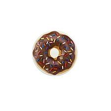 Doughnut Lovers Mini Button (100 pack)