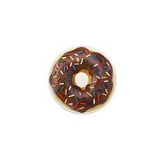 Doughnut Lovers Mini Button