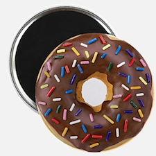 """Doughnut Lovers 2.25"""" Magnet (100 pack)"""