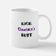 """""""Kick Cancer's Butt"""" Mug"""