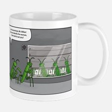 mantis identification Mug