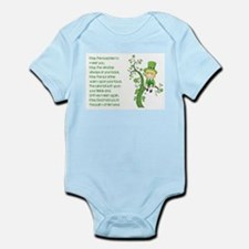 MAY THE ROAD... Infant Bodysuit