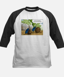 dung beetles cartoon Tee