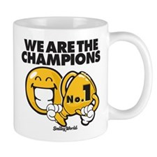 We are the champions Mug