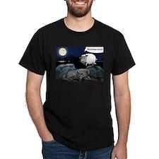 weresheep cartoon T-Shirt