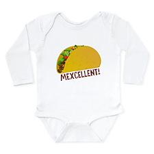 Mexcellent Long Sleeve Infant Bodysuit