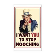 Uncle Sam I want YOU Wall Sticker