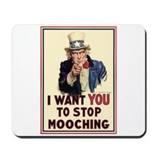 Uncle Sam I want YOU Mousepad