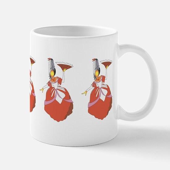 The Holiday Victorian Mug