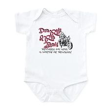 Riding Bitch Infant Bodysuit