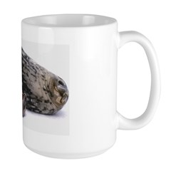 Seal mother and pup - Antarctica Mug