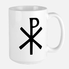 Chi Rho (XP Christogram) Large Mug