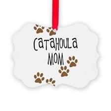 Cute Catahoula leopard dog Ornament