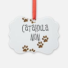 Cute Catahoula leopard dog Ornament