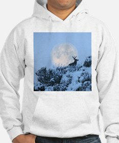 Buck deer moon Jumper Hoody